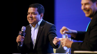 Anis Uzzaman and Marcelo Claure (COO of Softbank Group) Interview