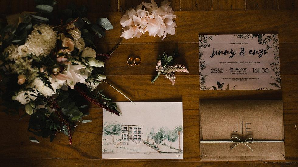 Casamento J+E