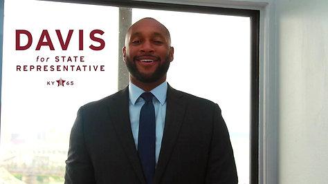 Vote J. Davis November 3