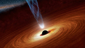 טיול אל חור שחור