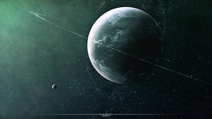 טיול לאורנוס - ענק הקרח ובו אוקינוס יהלומים