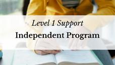 Independent Program