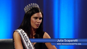 Miss Massachusetts USA 2018 Interview