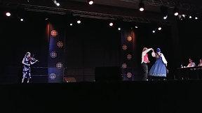 Kjærsti Evjen Gangsø &Vegar Vårdal (Dans Fele A)