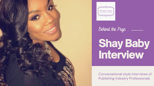 Shay Baby Interview @theauthorencounter