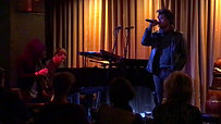"""Sentimental Mood"": James Robinson at The Black Cat, SF"