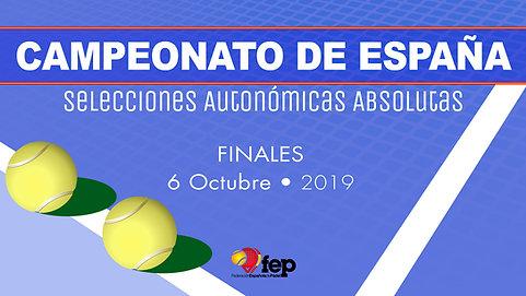 Campeonato España de Selecciones Autonómicas Absolutas