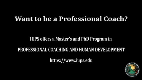 IUPS Coaching