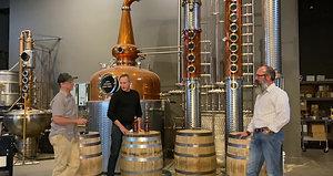 Beehive Distilling Rye Release
