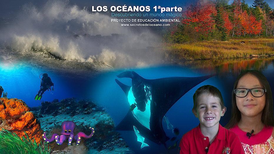 Los océanos 1ªparte