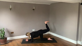 Pilates - Abs and Glute Focus