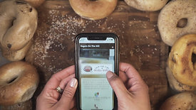 Bagels on the Hill Online Ordering