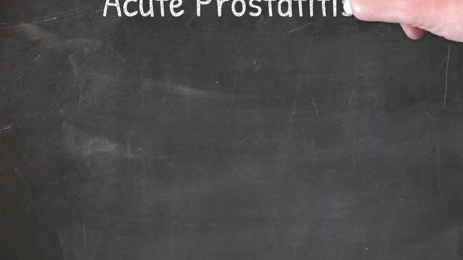 prostate shock