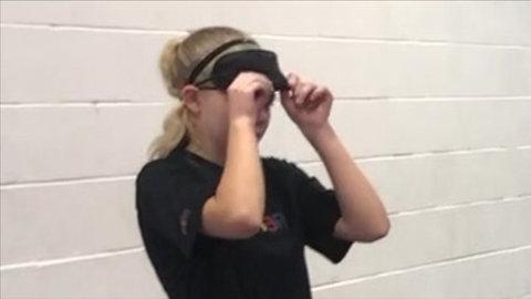 Eyez-Up™ Blindfolded Freestyle Final