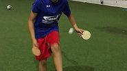 Ping Pong Ball Juggle