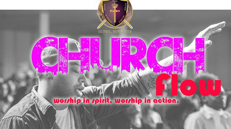 CHURCH FLOW LIVE