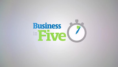 Business in Five Logo