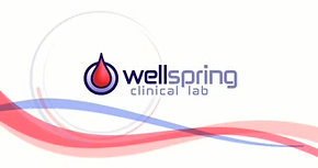 WellSpring Clinical Labs - animated logo