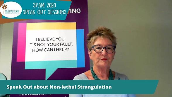 Speak Out - Strangulation