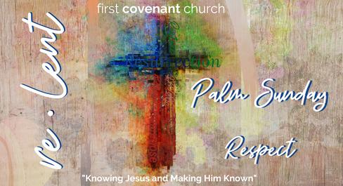 Pastore Chris Pappenfus Respect 4/5/20