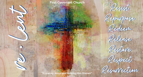 "Pastor Chris Pappenfus ""Repurpose""  03/08/20"
