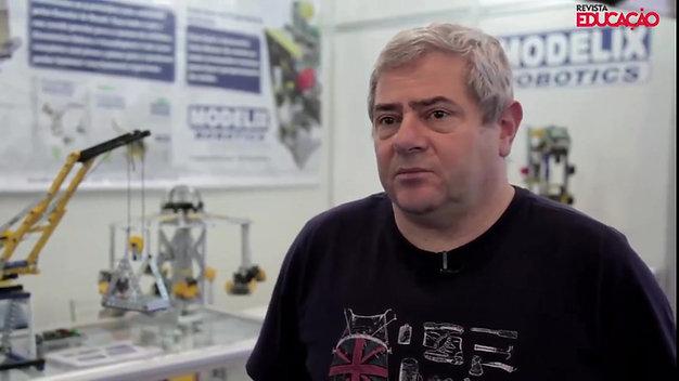 Robótica Modelix - Revista Educação