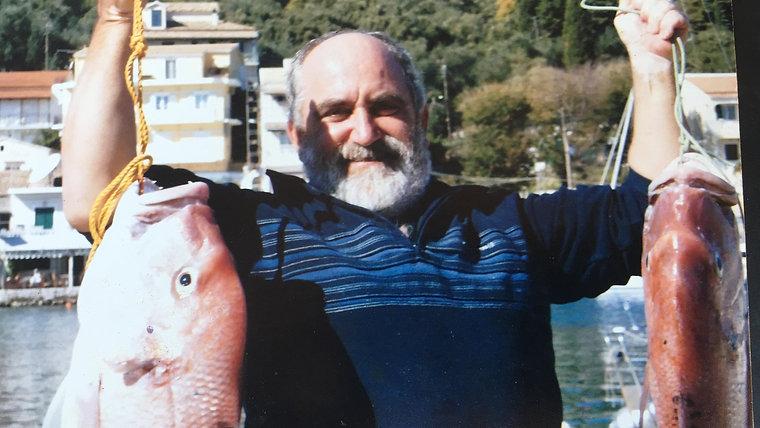 Sea Fishing Adventure In The Ionian