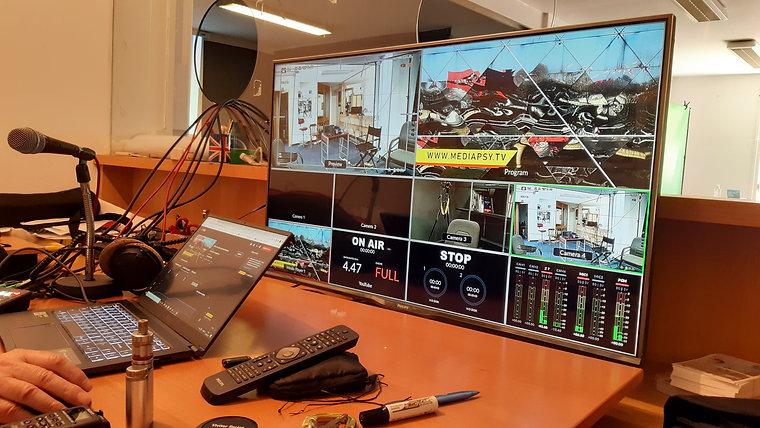 Médiapsy Vidéo WebTv