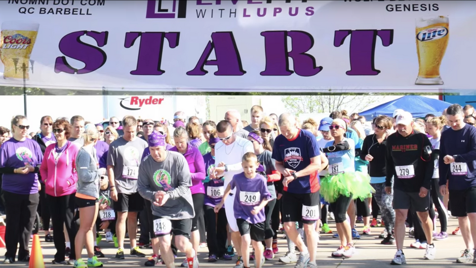 LiveFit With Lupus