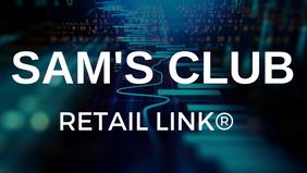 SAM's CLUB  Retail Link