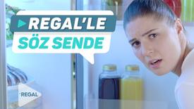 REGAL - Regal Buzdolabıyla Söz Sende!