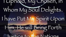 """I Will Put My Spirit Upon Him"" (Sunday, January 12, 2020)"