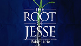"""""""The Root of Jesse"""" (Sunday, December 8, 2019)"""