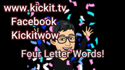 Every Thursday at 8pm est Four Letter words Win 50.00!