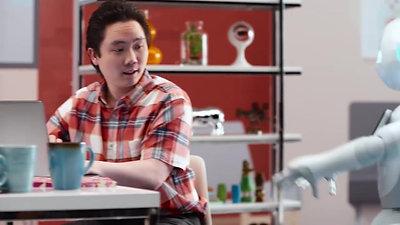 PEPPER, le robot conçu pour interagir avec les humains