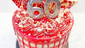 Sydney Swans Cake