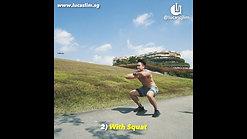 Inchworm Workout