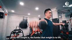 Common Mistakes When Performing Dumbbell Lateral Raises