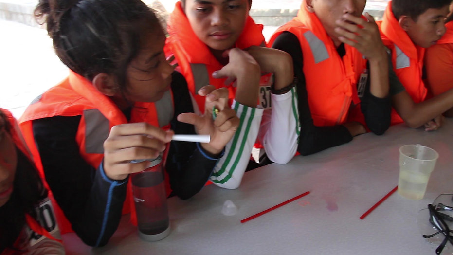 2016 Climate Science Youth Camp
