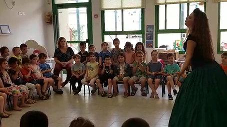מפגש אופרה לגני ילדים