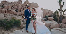 Jo and Cody's Elopement