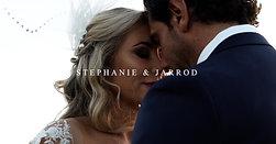 Stephanie & Jarrod's Wedding