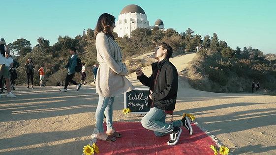 Matt and Jenny Proposal