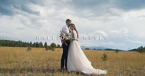 Baleigh & Kevin's Wedding
