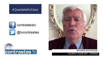 #QuedateEnCasa - Nuestros colaboradores en destino