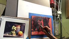 Putting Life in Your Still Life: A Painting Tutorial by Ted Matz