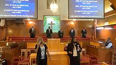 Pastor John D Harris - Mt Rose - July 25 2021