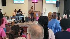 Oct 10 2021 - Rev Dock Williams - Mt Seriah