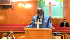 Pastor John Harris - Mt Rose - Nov 22 2020