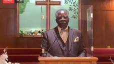 Pastor Harris - Mt Rose - Jan 17 2021
